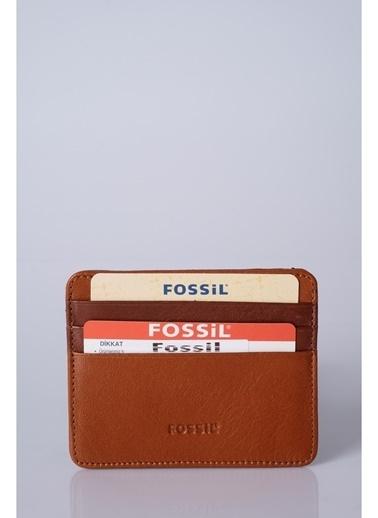 Fossil Clutch / El Çantası Taba